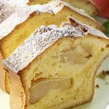 cake met appel