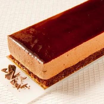 bavarois chocolade - praline