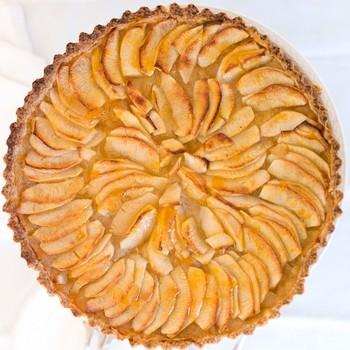 appeltaart gesn 10 pers