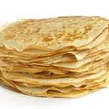 glutenvrije /lactose vrije pannenkoeken