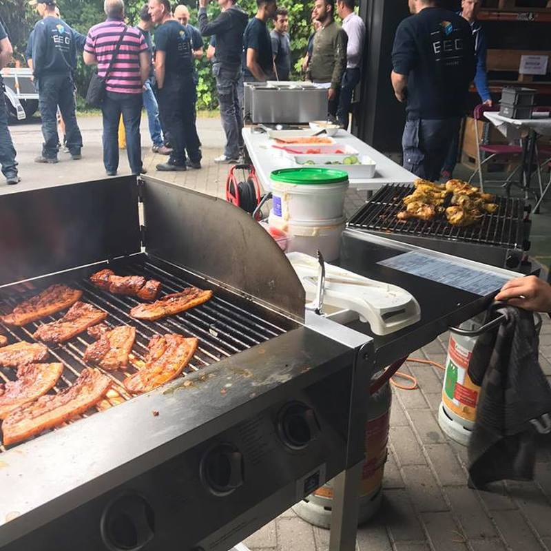 Smulders Food - Frituurwagen