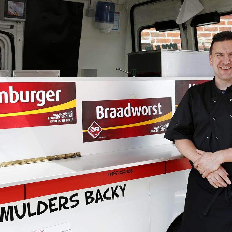 Smulder Food - Frituurwagen